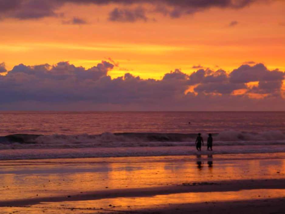 Costa Rica: Sunset