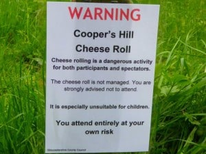 Coopers Hill cheese rolling guide