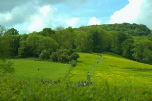Cheese Rolling Festival