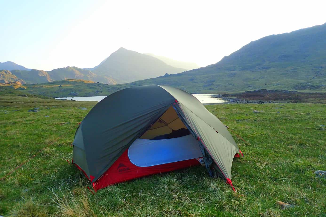 A beginners guide to wild camping