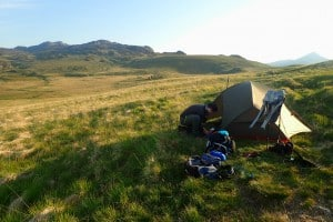 guide to wild camping uk