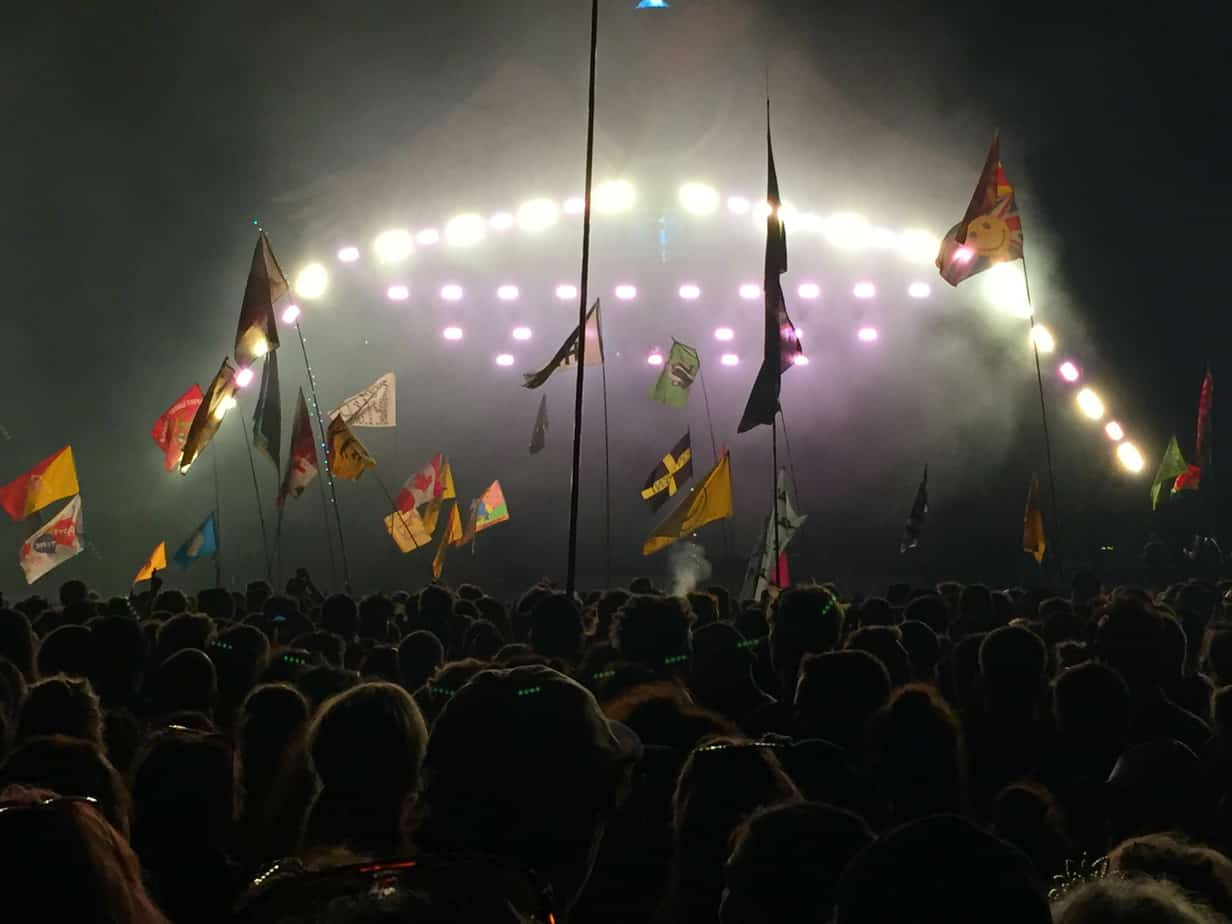 Glastonbury 2016 the festival that almost got ruined