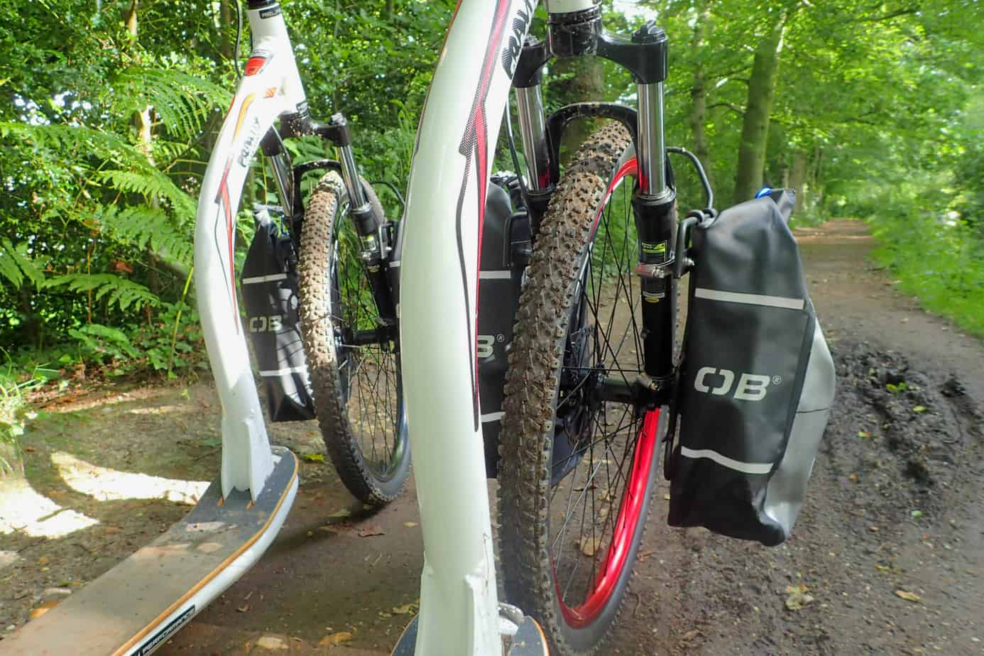 Overboard Panniers