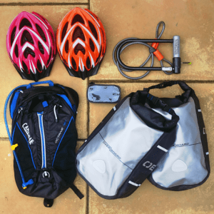 Bike adventure packing list