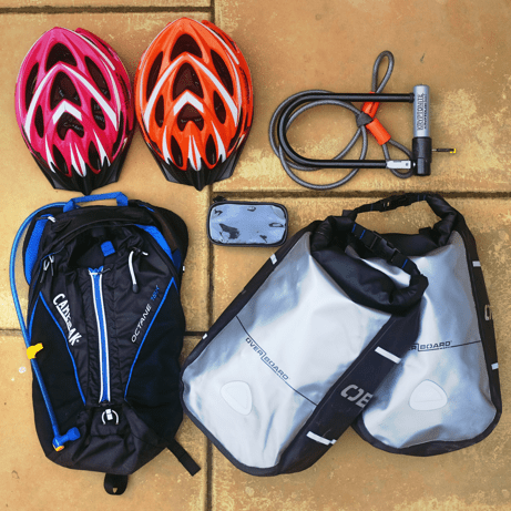 Kit list, adventure sponsorship