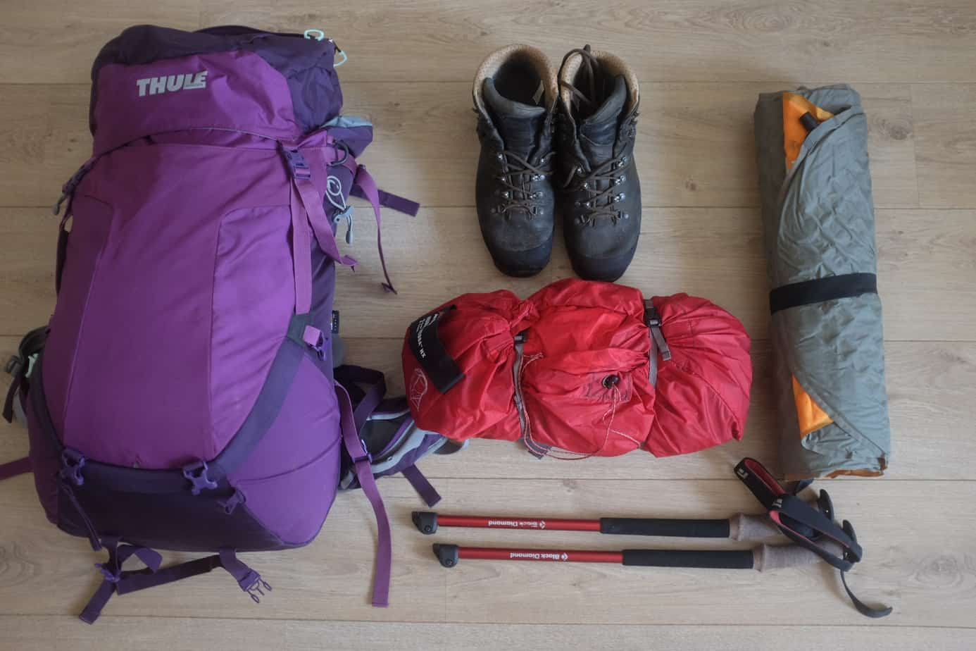 DofE kit list