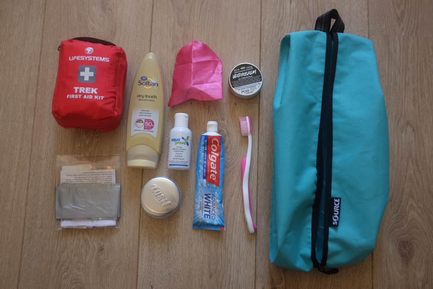 DofE expedition kit list