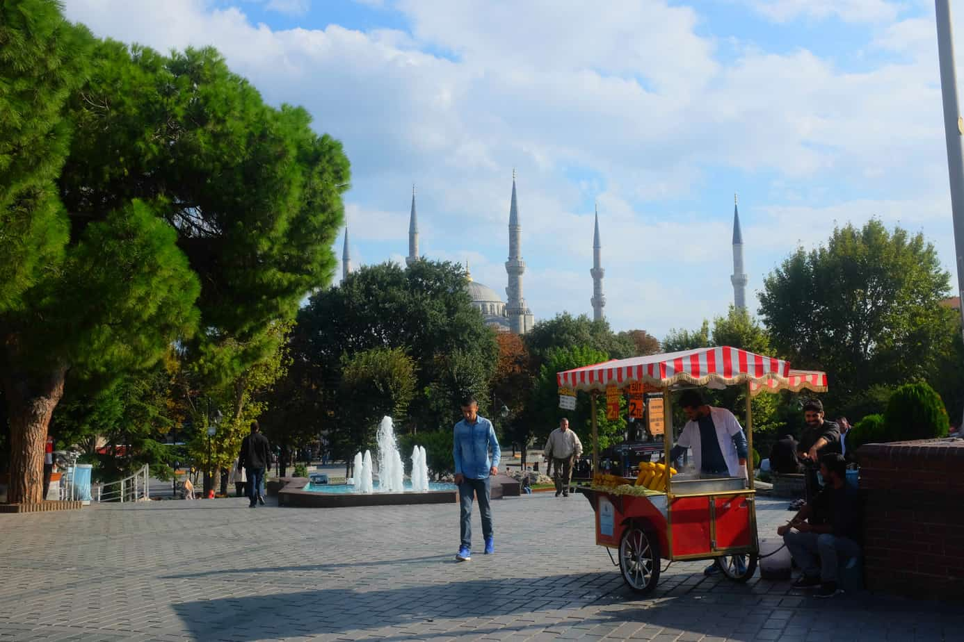 bad experience in Istanbul