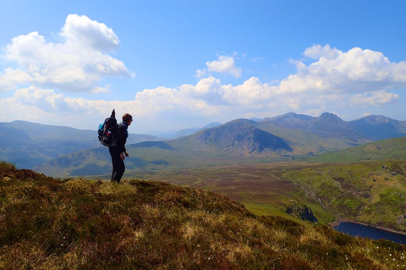 Me in Snowdonia