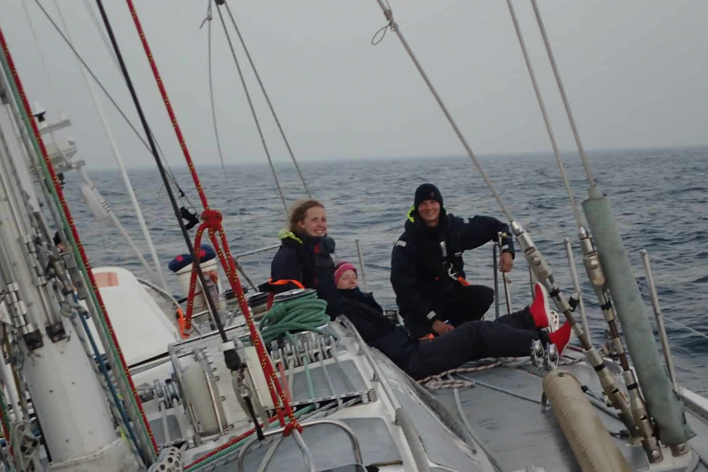 Sailing with Tall Ships Youth Trust