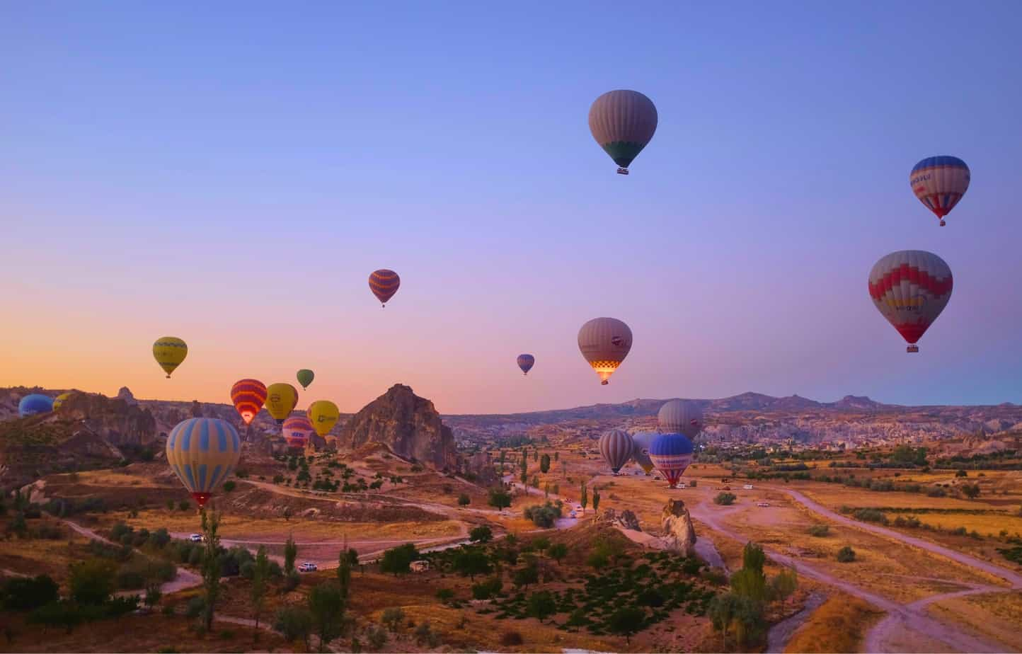 Cappadocia hot air balloon price & other tips