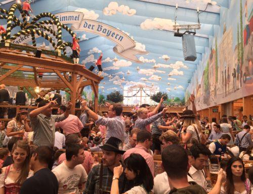 Oktoberfest: a drunken guide