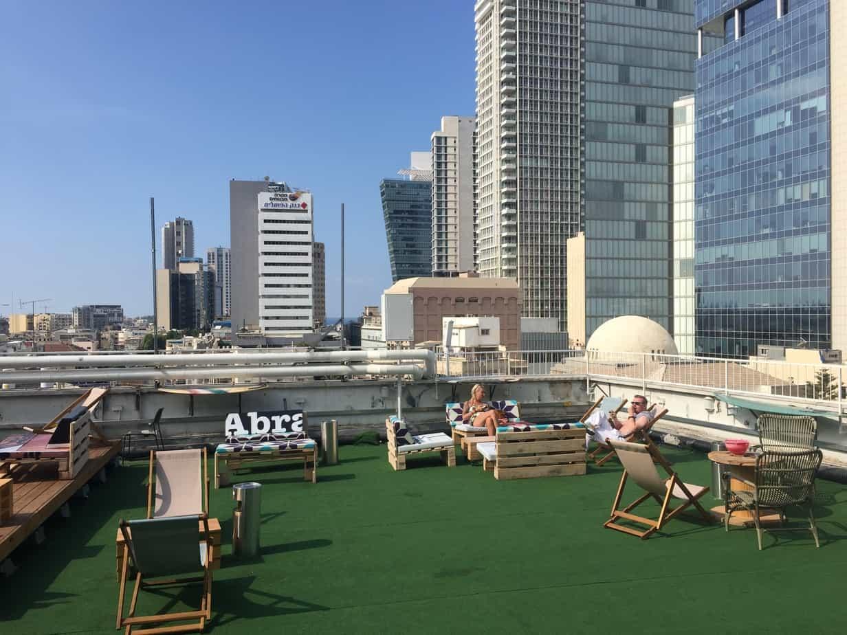 Abraham Tel Aviv Rooftop