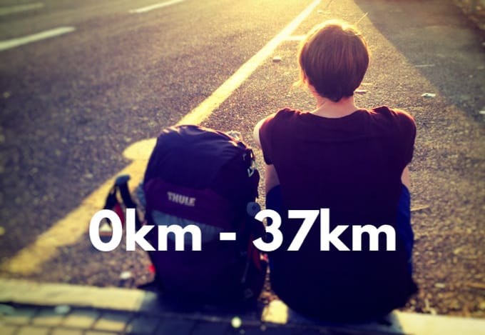 0-37km