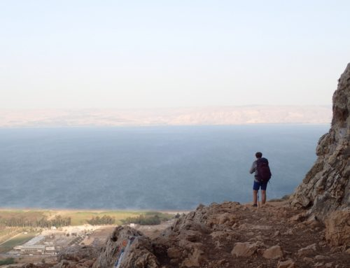 25 photos that will make you want to hike the Israel National Trail