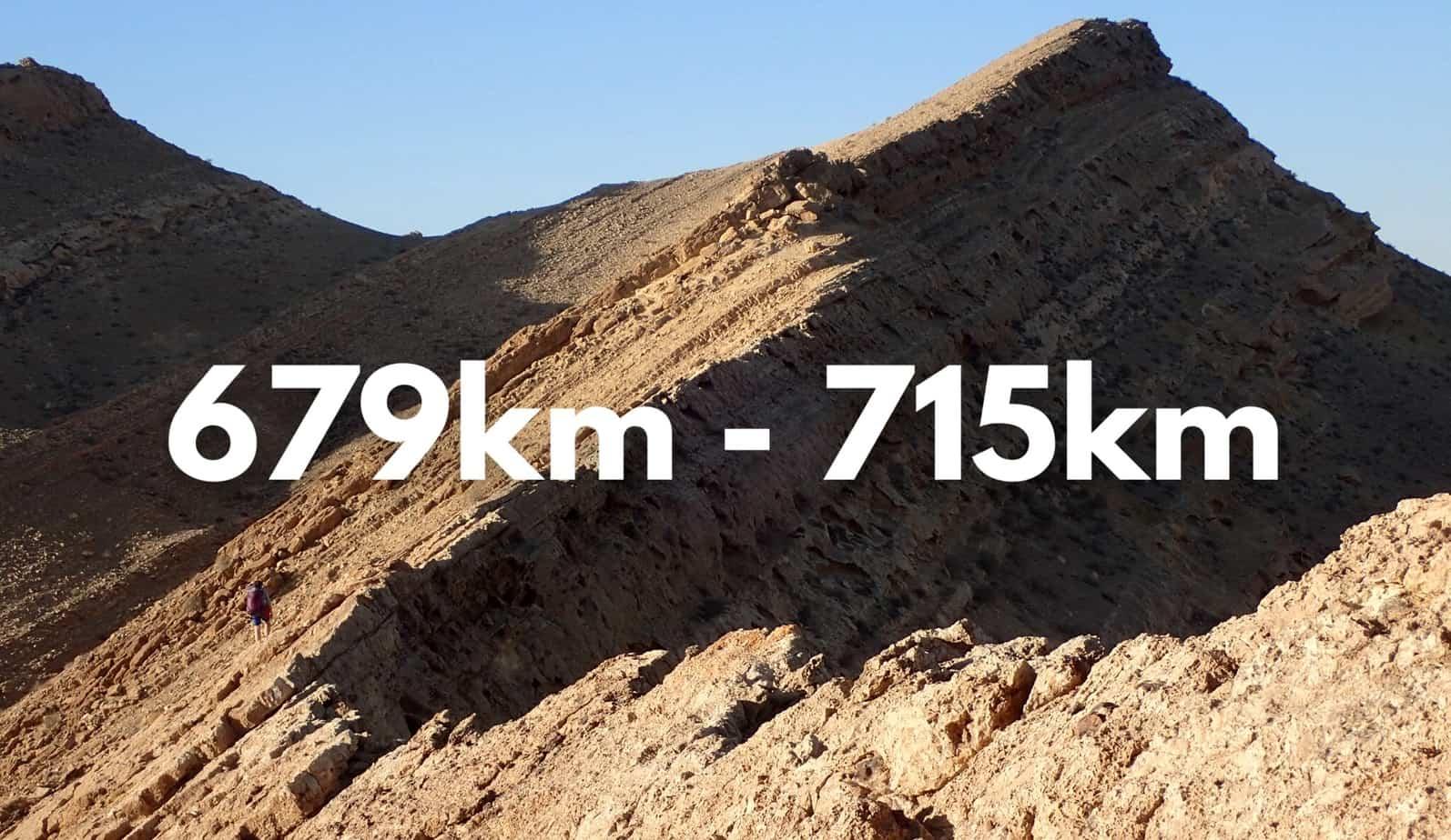Walking Israel: Mount Karbolet