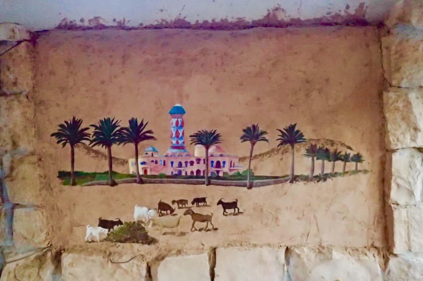 Neot Smadar Negev desert