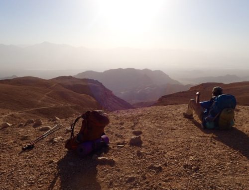 Day by day itinerary for the Israel National Trail