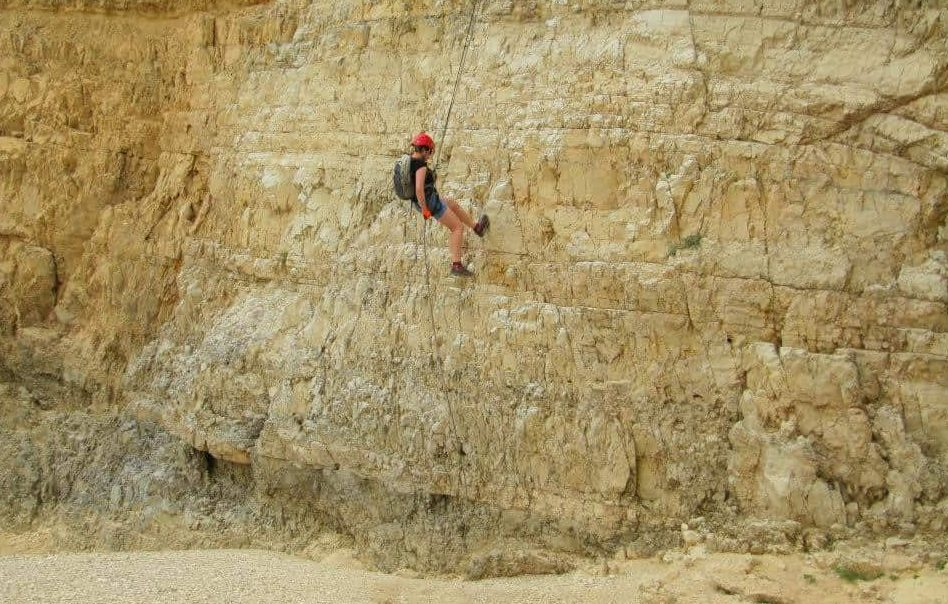 7 Adventurous outdoor activities in Israel