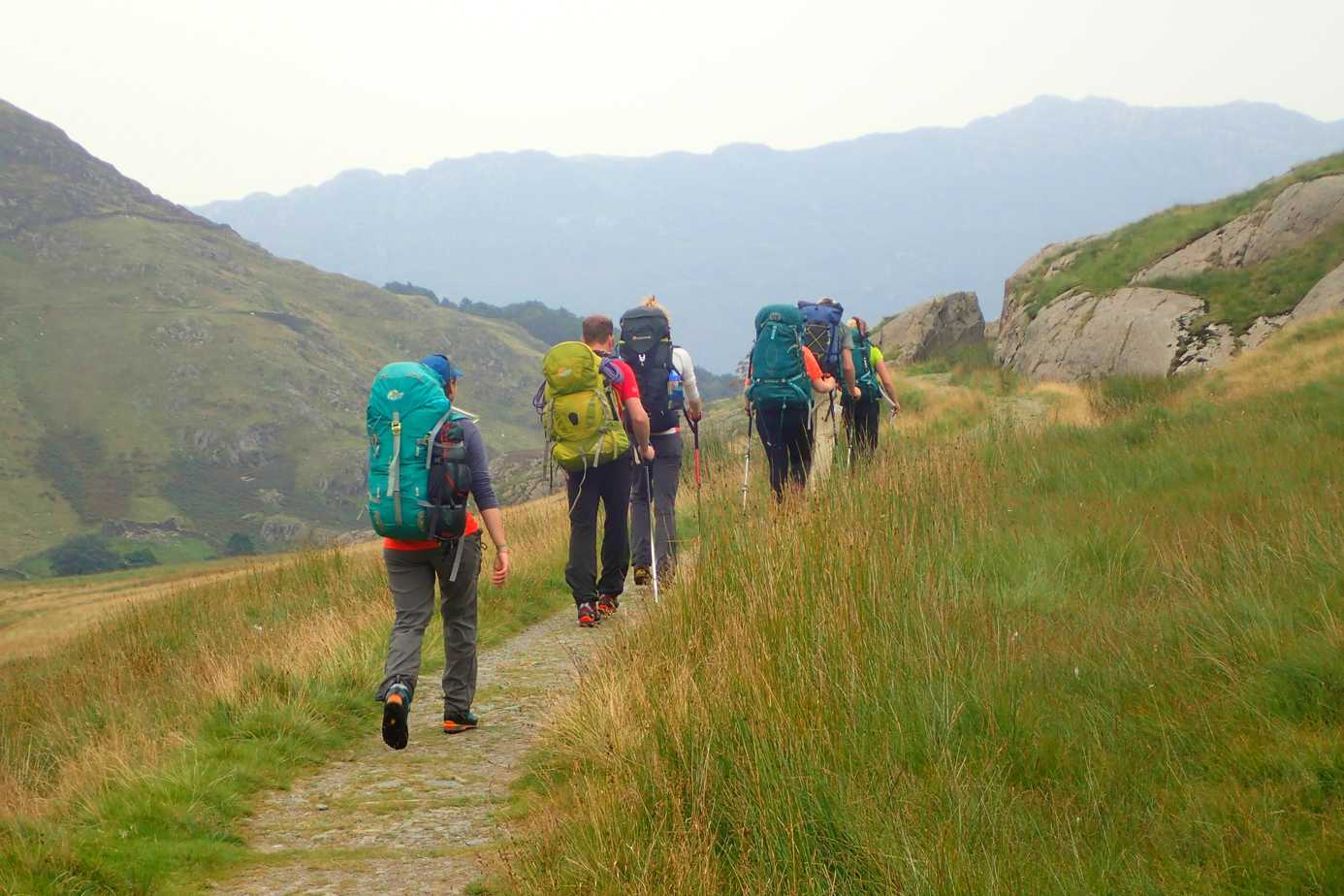 How to pass mountain leader assessment