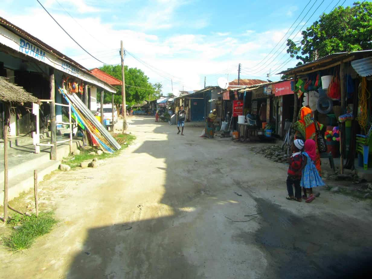 Kilindoni market