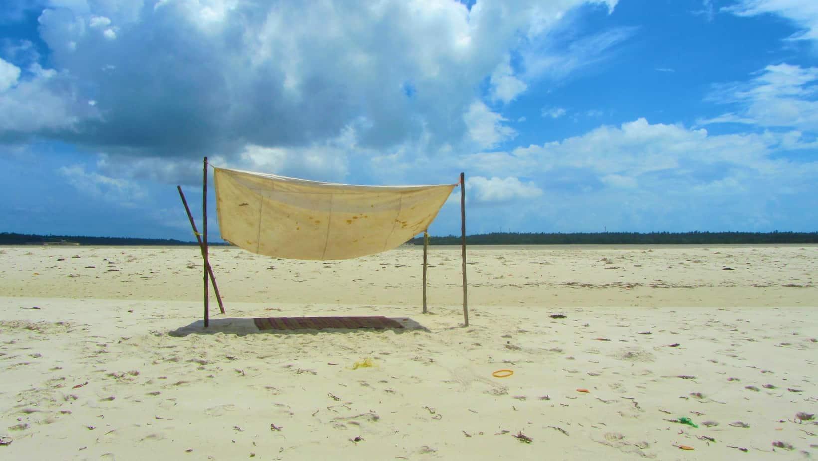 Marimbani Sandbank Mafia Island