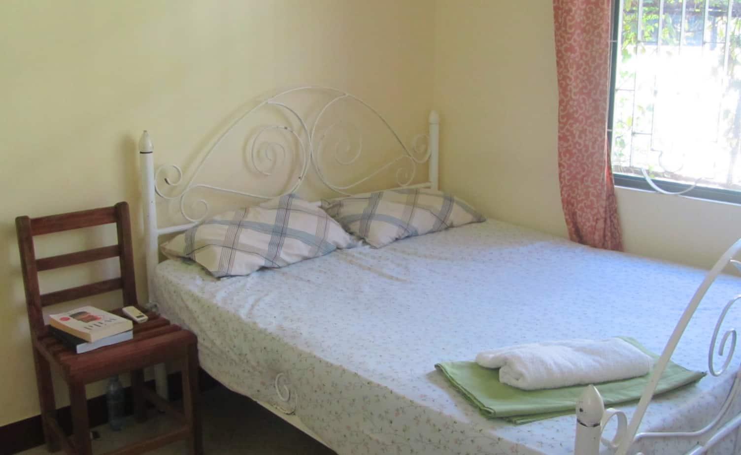 Ibizza Inn Mafia Island room