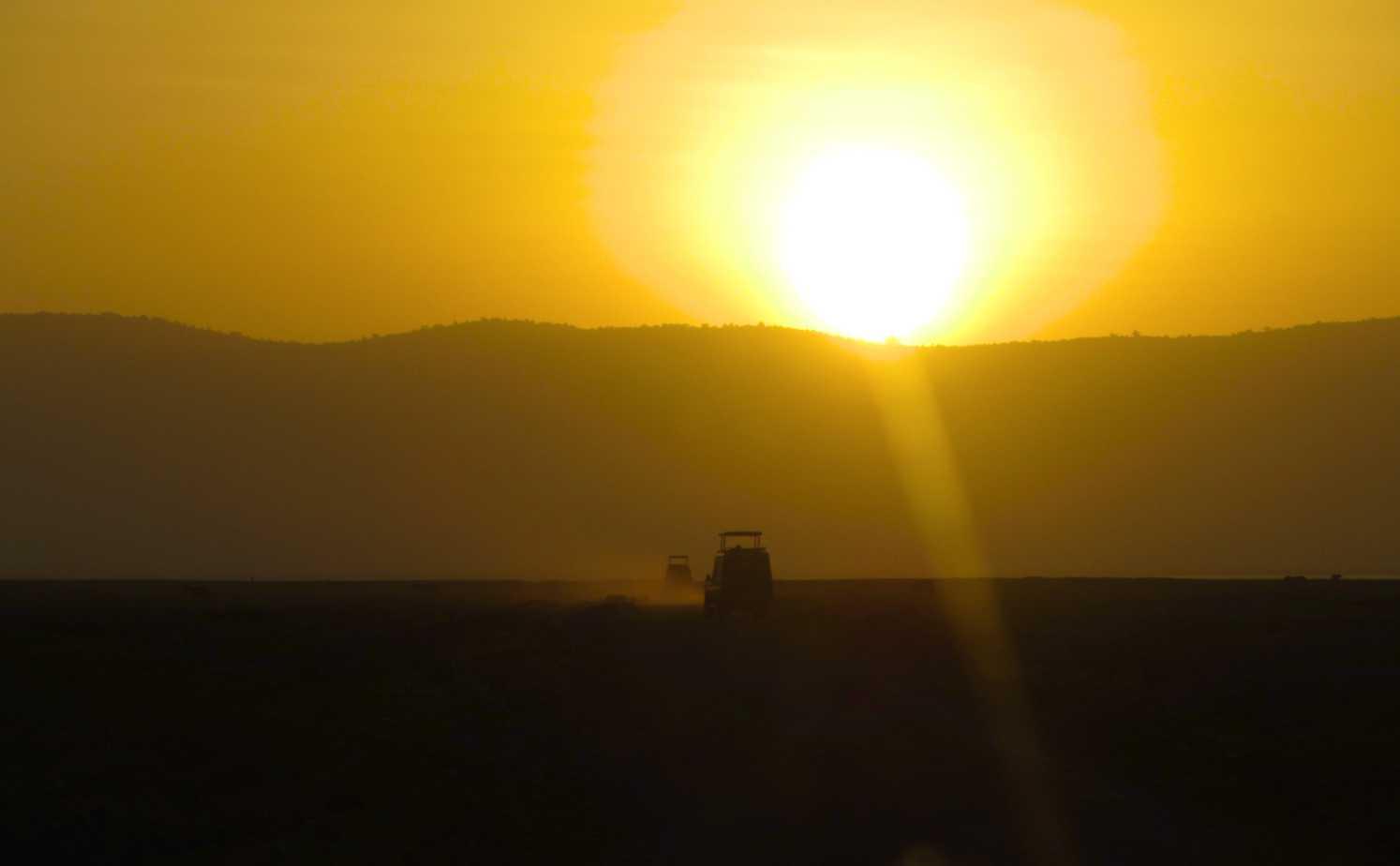 Nogrongoro Sunrise