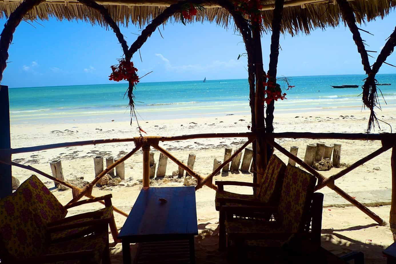 Kaure Sands in Zanzibar