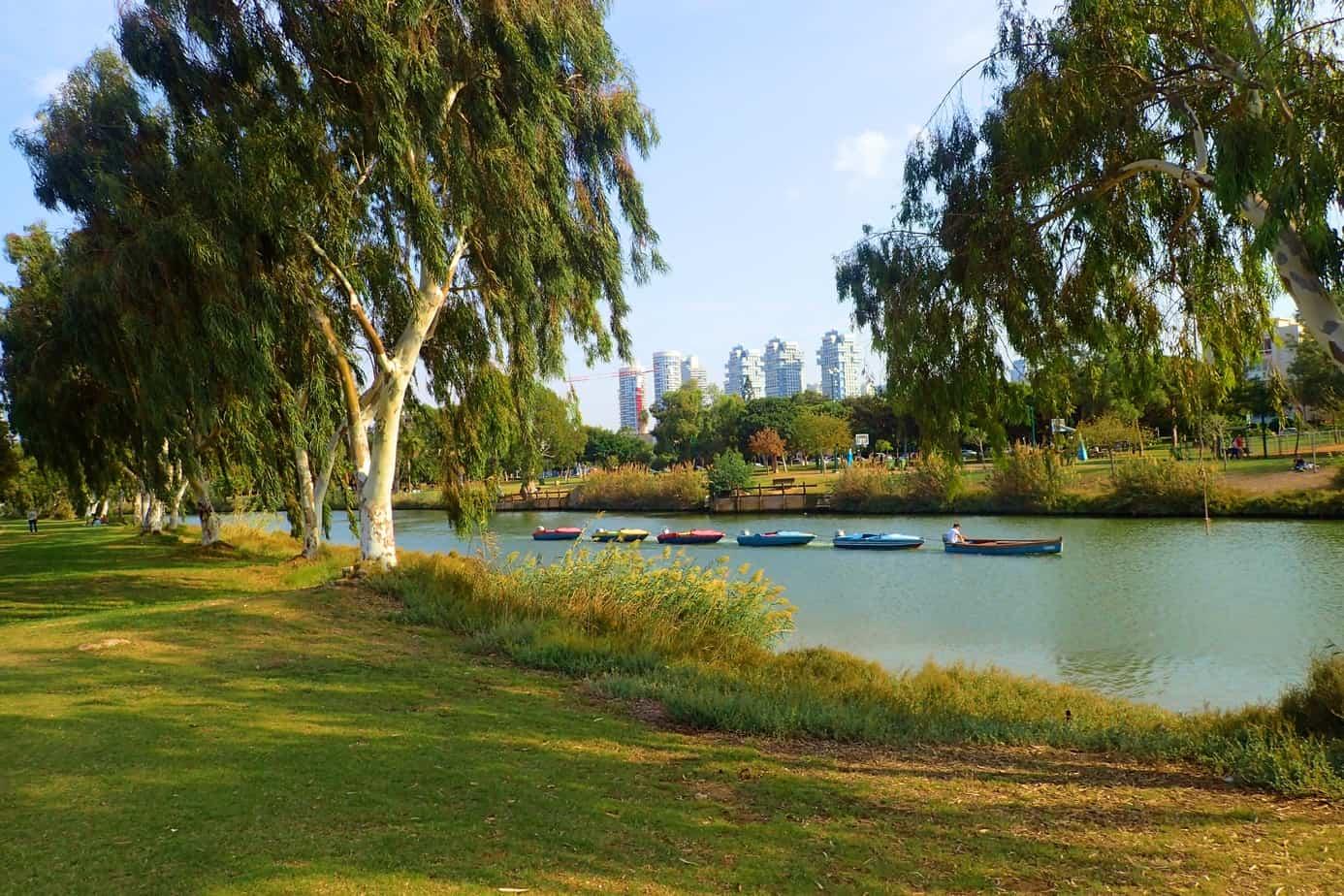 Park Yarkon, Tel Aviv