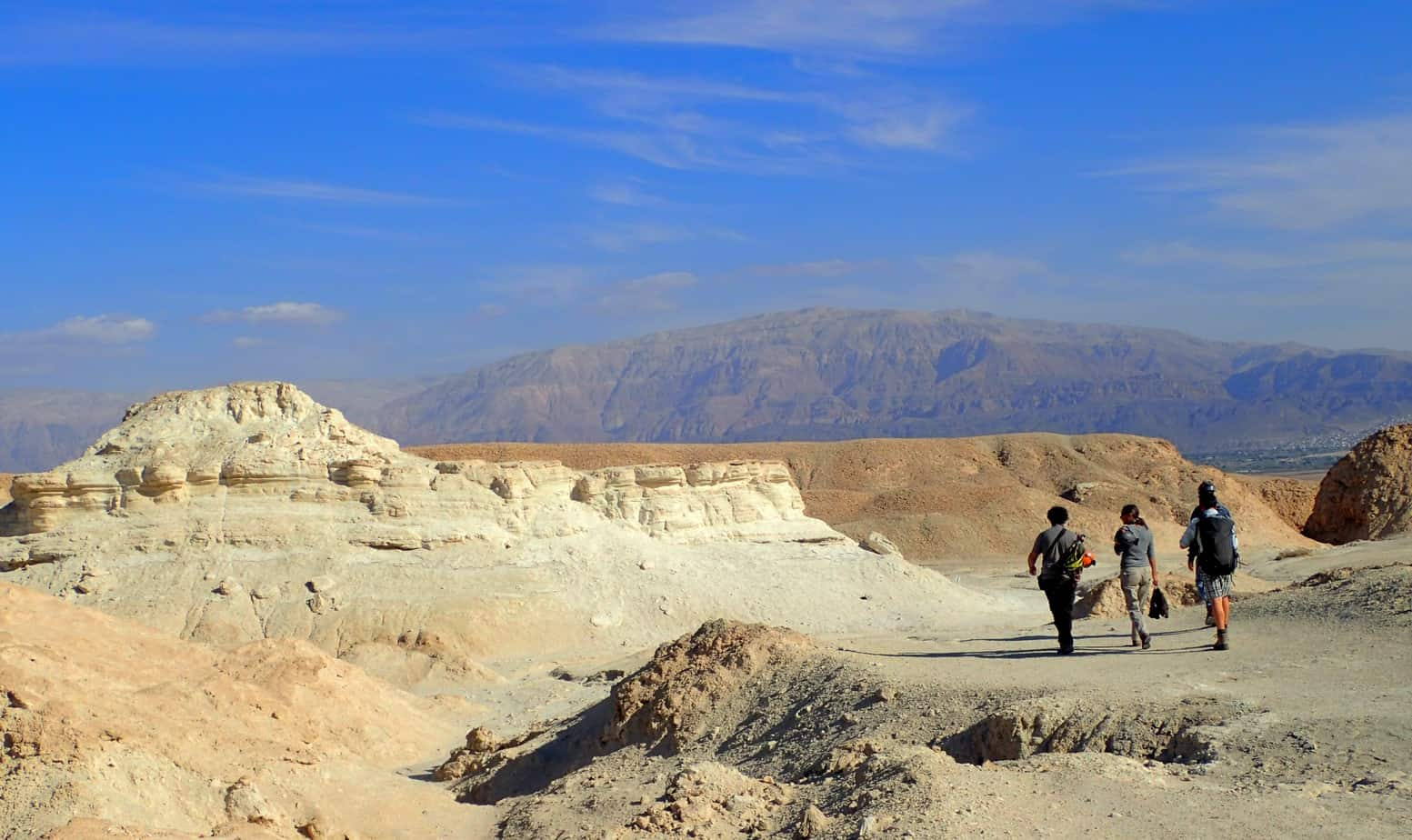Sodom salt caving Israel