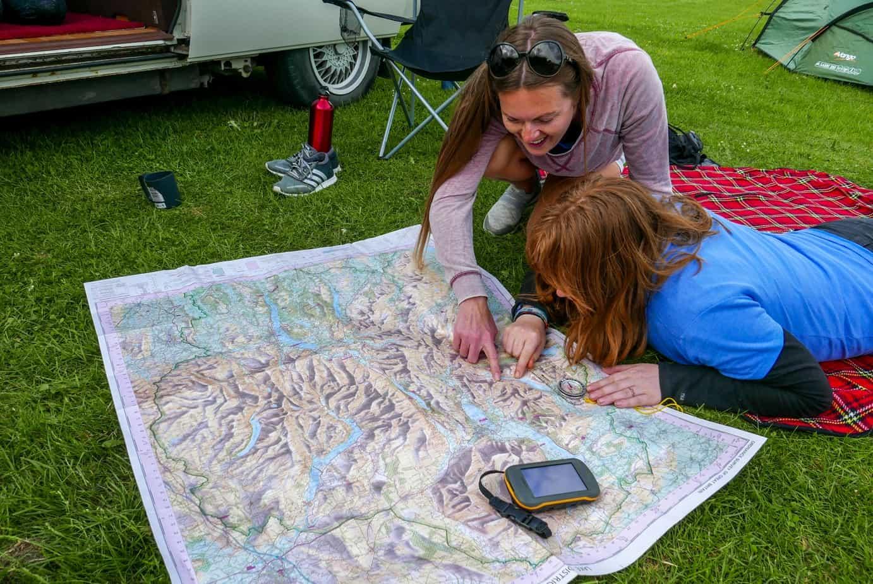 Everest Adventure; planning