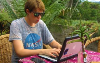 Working remotely, learn how to build a brand