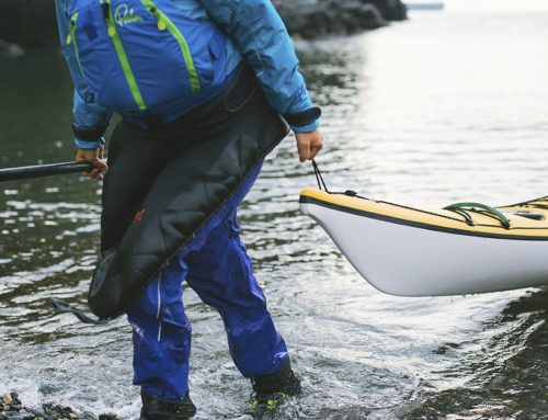 A new expedition; Kayaking and saving the world