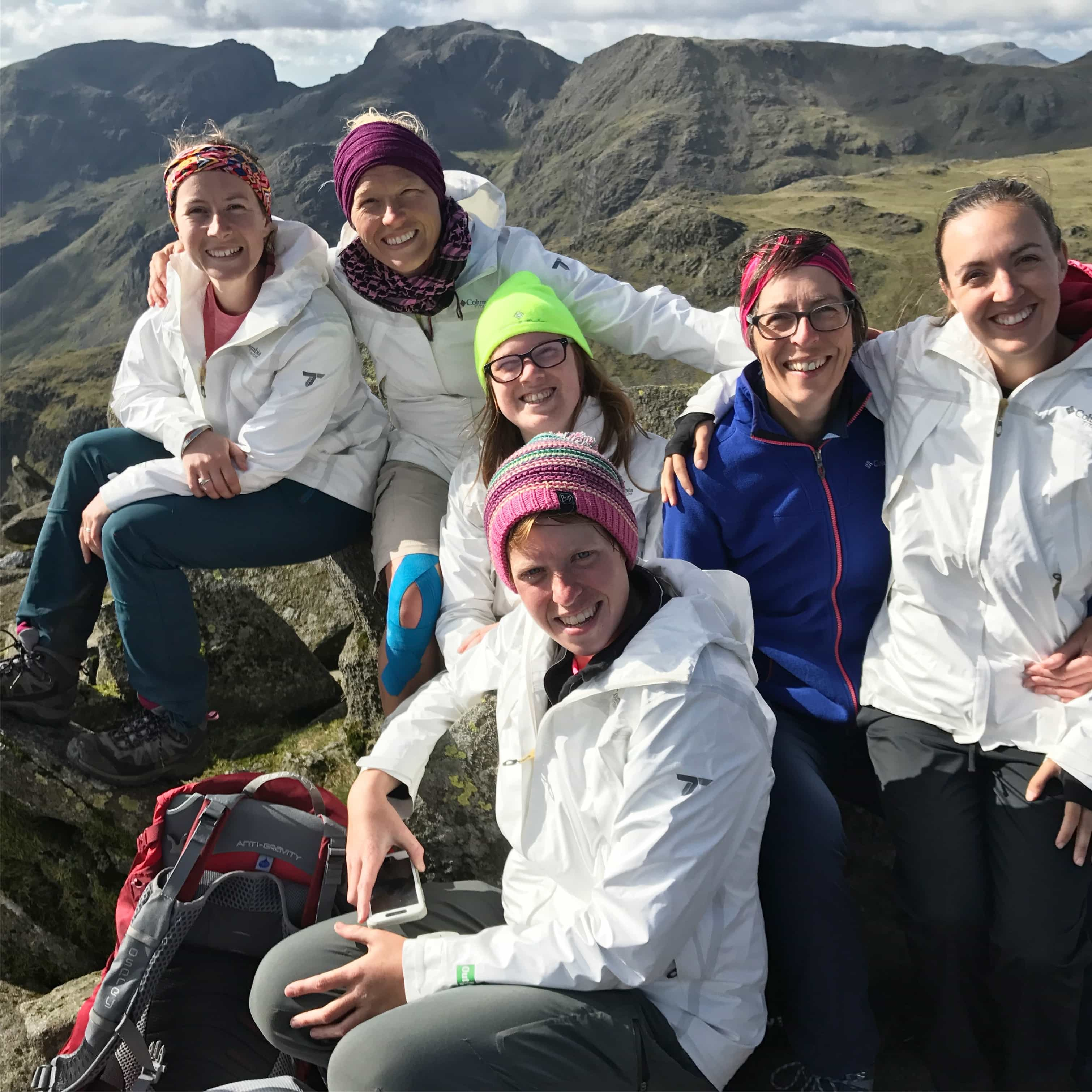 Everest Challenge in the Lake District
