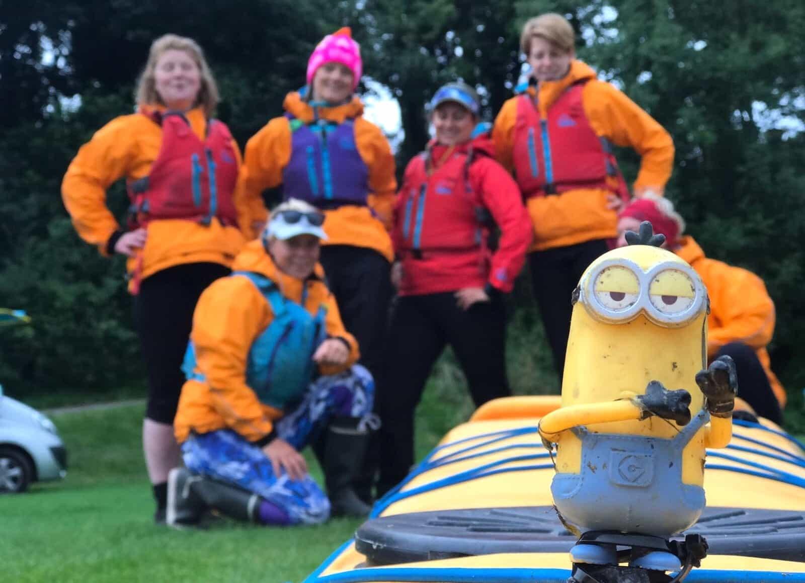 Kayak Bristol to London