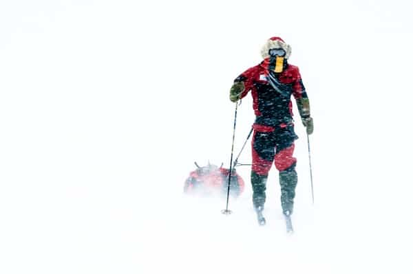 Did I mention that I'm cross-country skiing 200km of the Arctic circle?!