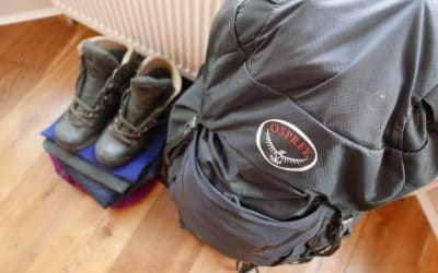 How to pack a hiking backpack like a pro