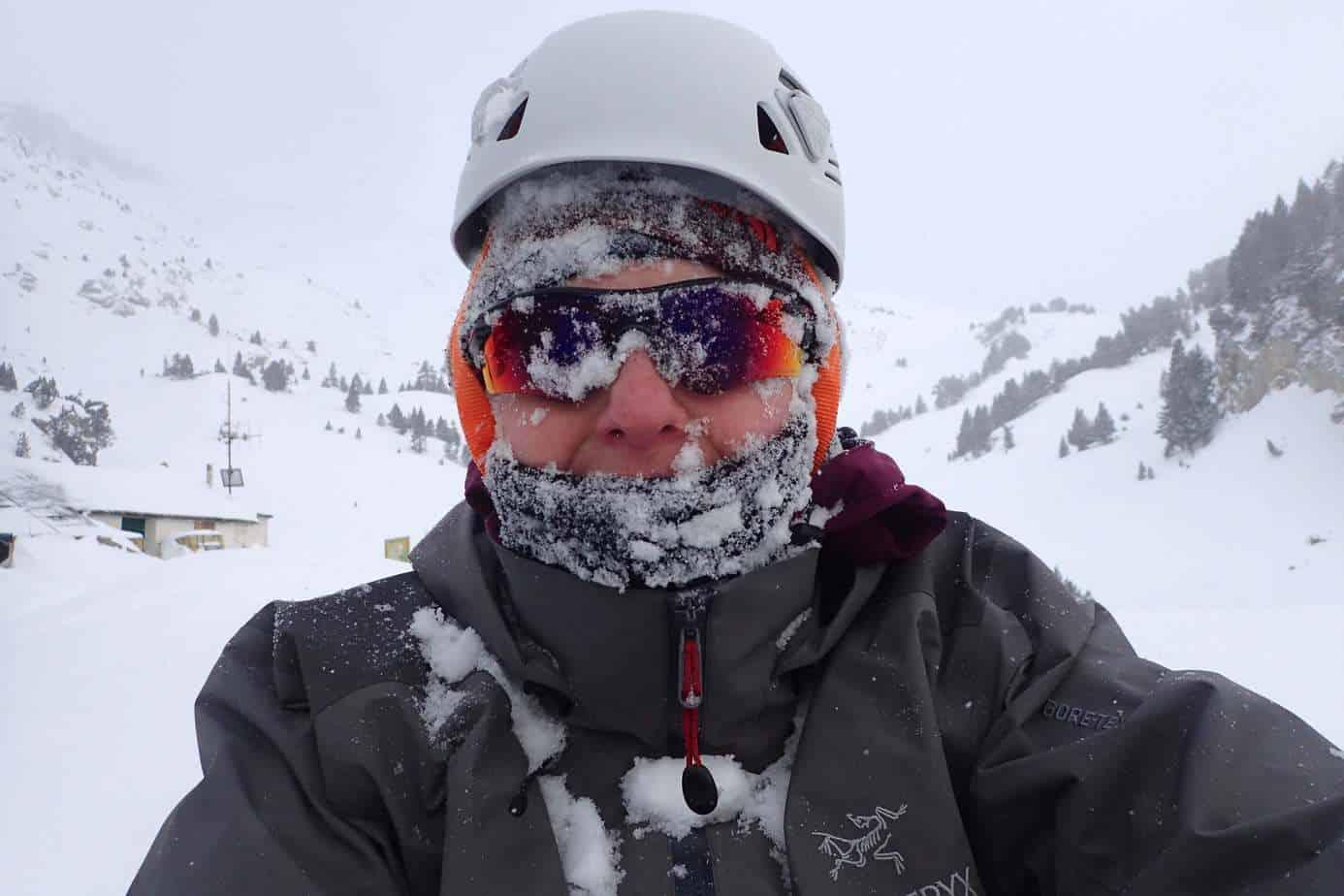 Winter skills course beginners advice
