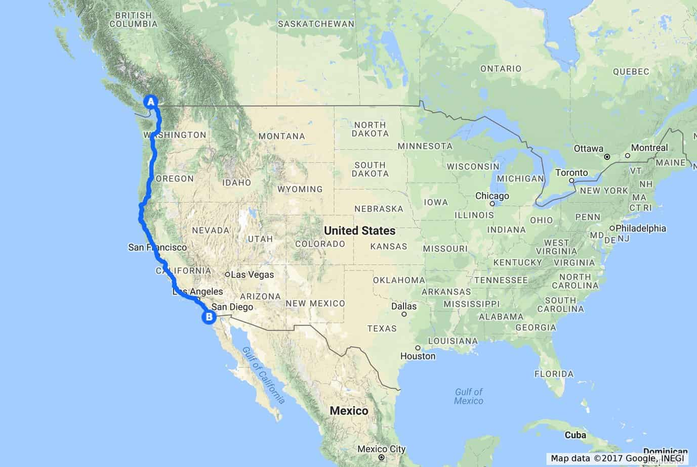 Kicking the States Expedition