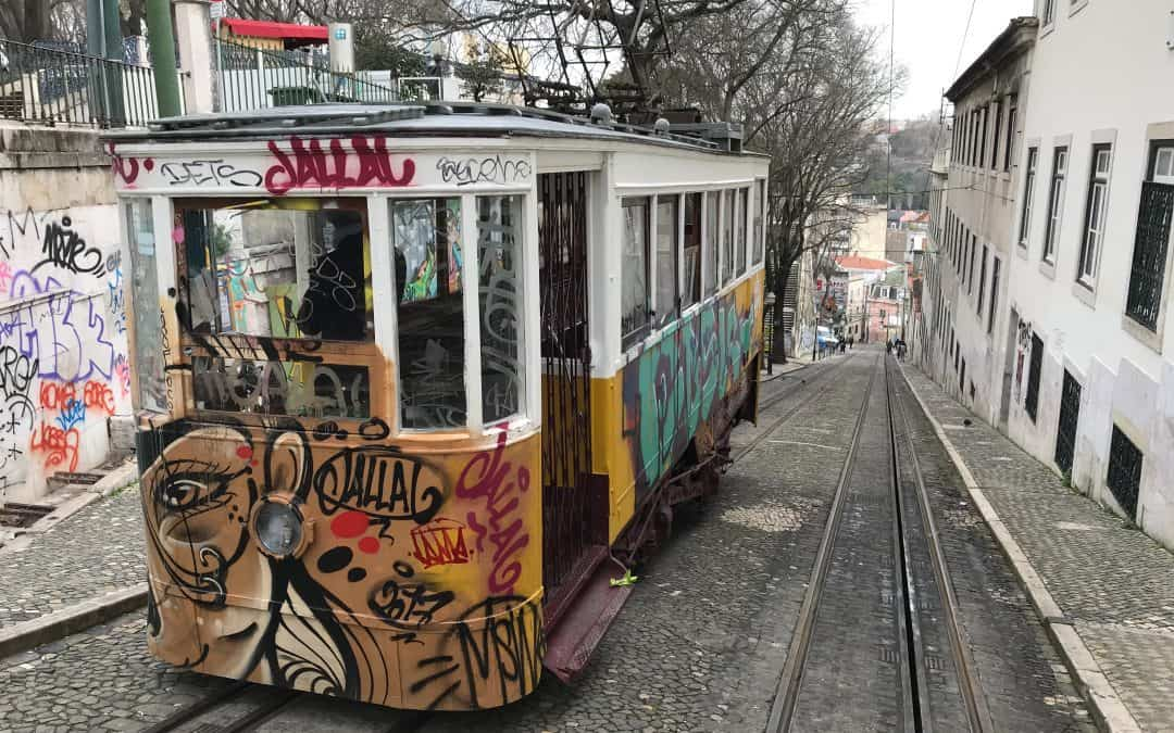 A self-care break in Lisbon