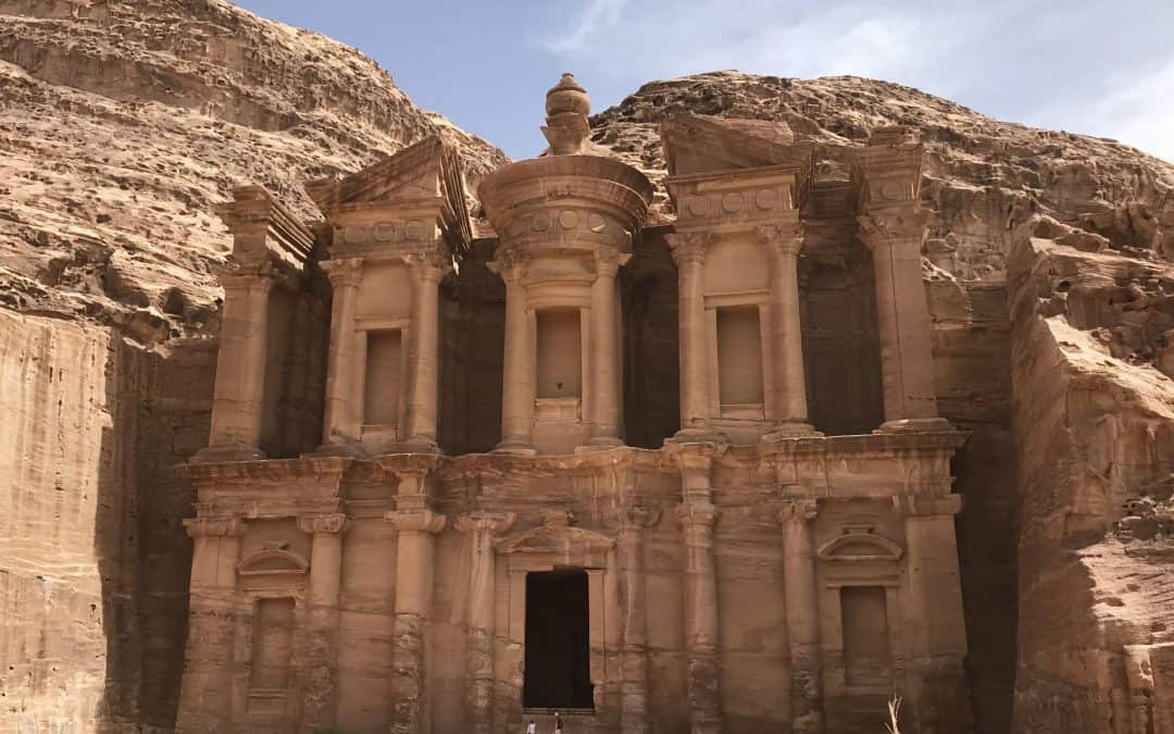 Day 4 & 5 on the Tiso Hike Jordan Expedition