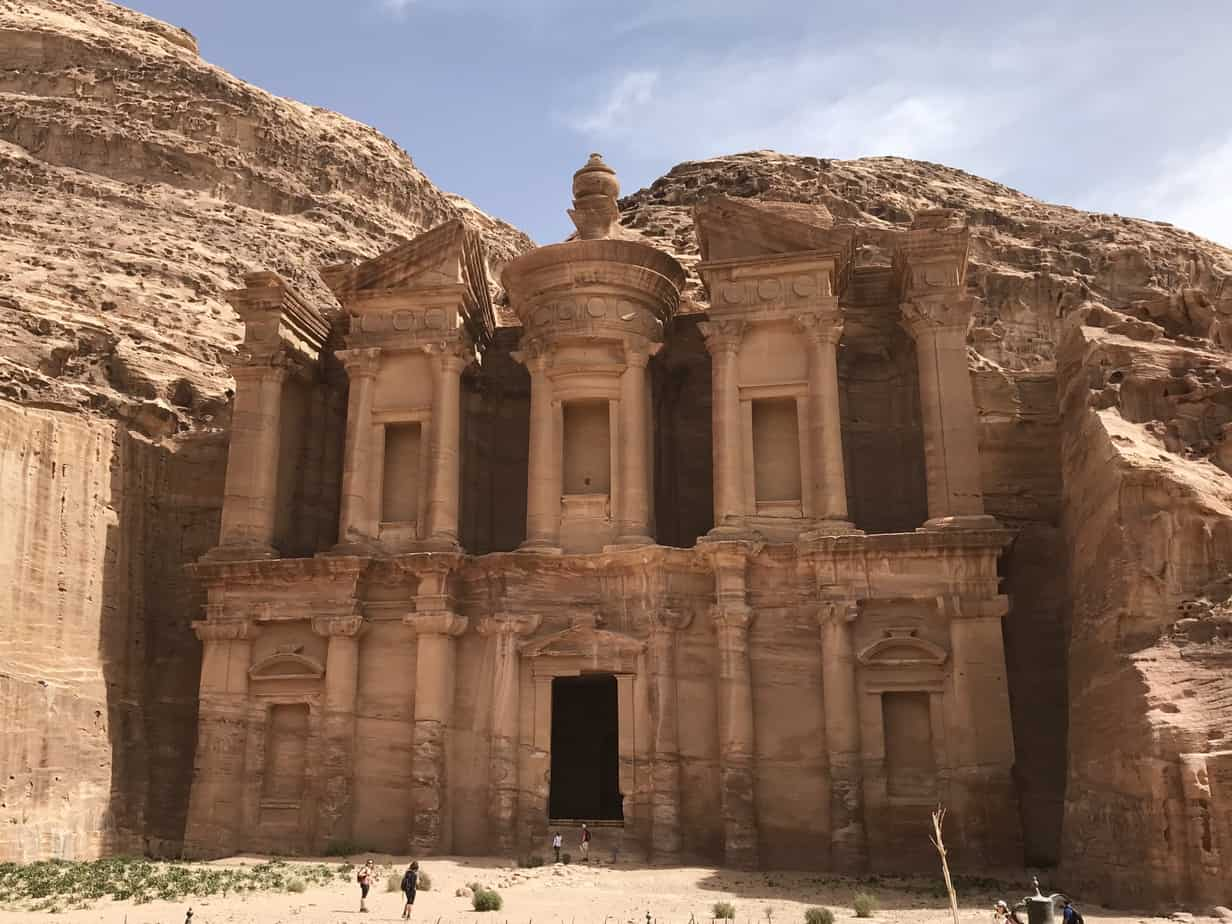 Petra on the Jordan Trail