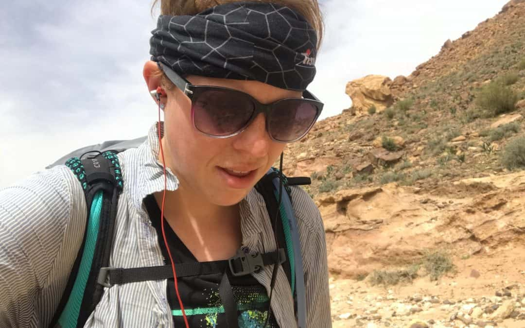 A summary of hiking the Jordan Trail
