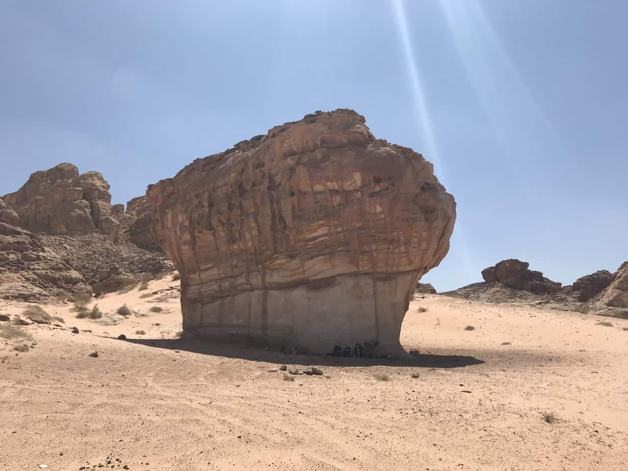 Tiso Hike Jordan Expedition