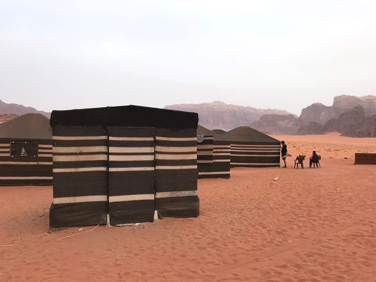 Beyond Wadi Rum Bedouin Camp