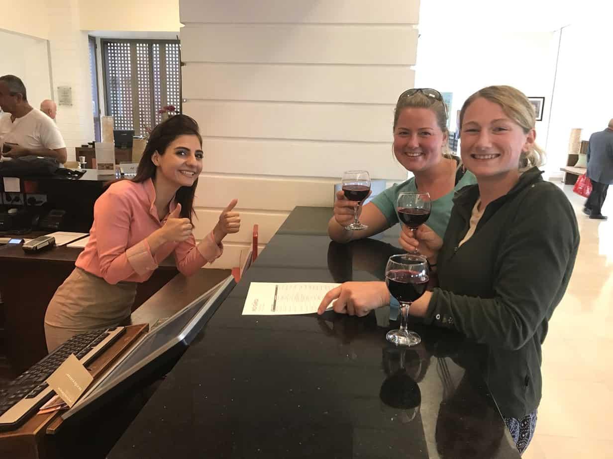 Movenpick hotel Tala Bay Aqaba review