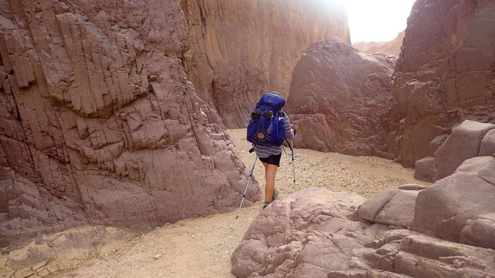 Guide to the Jordan Trail