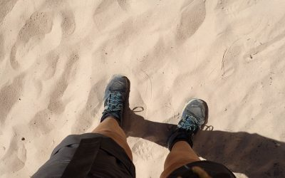 Day 8 on the Tiso Hike Jordan Expedition