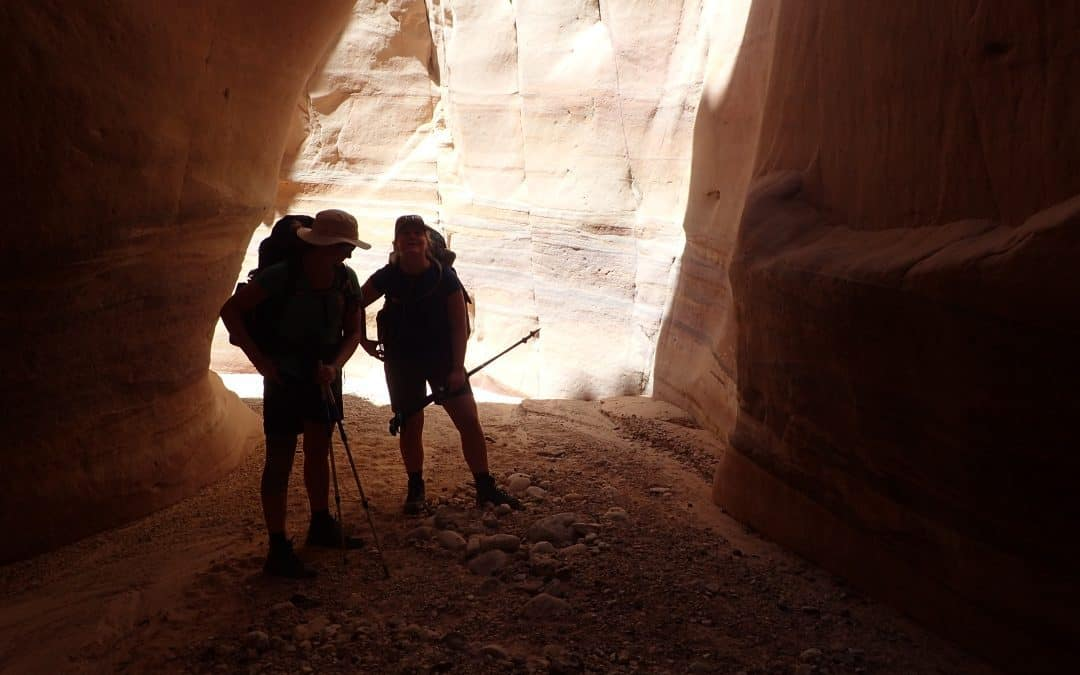 Guide to hiking the Jordan Trail